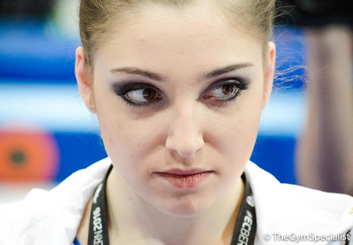 Aliya Mustafina: ''Torno per me stessa e per Alisa ma ho paura per i Russian Championships, non so cosa aspettarmi''